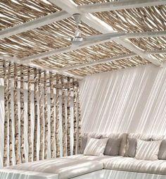 Buitenleven | Tuin inrichten Ibiza stijl - Woonblog StijlvolStyling.com