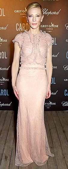 "Cate Blanchett: ""Carol"" Party at Cannes"