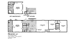 Oak Creek 347 Floorplan