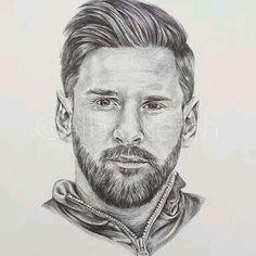 Lionel Messi w wersji rysunkowej portret Football Player Drawing, Soccer Drawing, Football Players, Football Drawings, Messi Tattoo, Messi Drawing, Caricature, Lionel Messi Wallpapers, Messi Argentina
