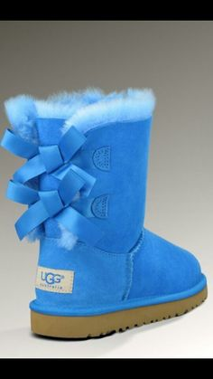 Blue uggs