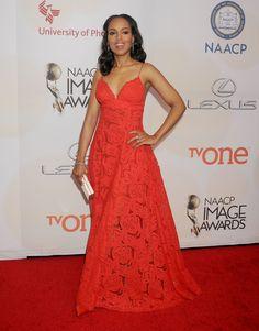jill scott prom dress naacp image awards