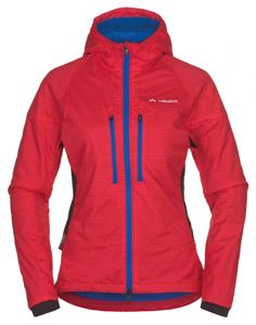 VAUDE | Women's Bormio Jacket - flame