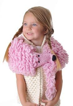Eine süße Idee... Schal Fuchs häkeln . crochet fox