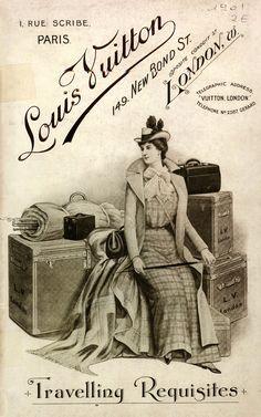 Lo que no sabías de Louis Vuitton : ELLE