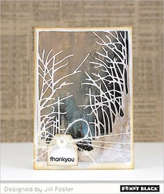 You can never have too many thank-you cards on hand during and after the holiday season, so this week our designers are bringing you winter-themed thank-you inspiration featuring our newest collect...