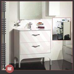 Athena Traditional Bathroom Furniture Range, Wall & Floor Mounted Units & Basins