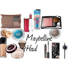 Maybelline faves products-i-love