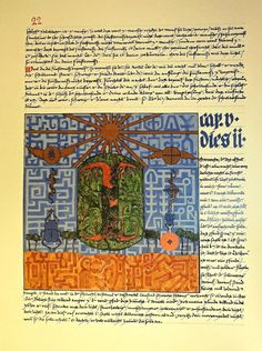Pictures From Carl Jung's Red Book