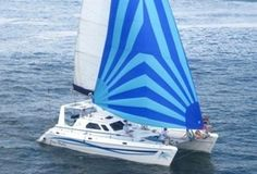 Luxury Catamaran charters Plettenberg Bay