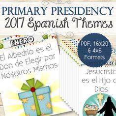 17 Best Primaria Sud 2017 Images Lds Primary Printables Binder