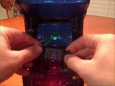 O menor Arcade estilo anos 80 do mundo…