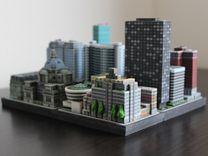New York Set 2 Residential Building C 4 x 2
