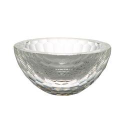 Rosenthal Studio Facet Crystal Bowl