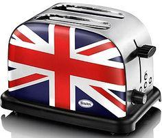 Swan 'Union Jack' toaster