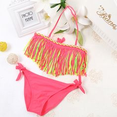 I found some amazing stuff, open it to learn more! Don't wait:http://m.dhgate.com/product/summer-girls-two-piece-fringe-swimwear-triangle/373870694.html
