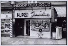Gezicht op de juwelierszaak van Pijper