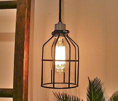 Birdcage Lamps