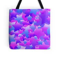 Bubble Stars Purple