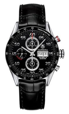 TAG Heuer Men's CV2A10.FC6235 Carrera Automatic Chronograph Day-Date Watch : Cartier | Best Watch Brands - Top 10 Best Watch Brands Review Deals Buy now with new offer price deals and discount