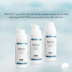 Winter Ray Protection. We love our Glo! aafusionspasalon.com
