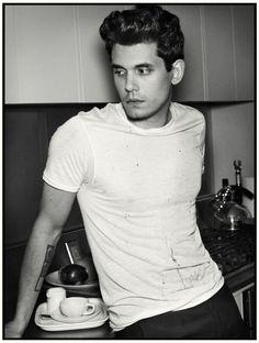 John Mayer. Very James Deen esque.