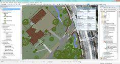 The ArcGIS Public Garden Data Model is the most powerful and efficient tool for creating a public garden GIS. Land Surveyors. Topógrafo. Compartido en tablero de Topografía BGO Navarro - Estudio de Ingeniería