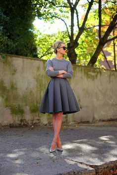 27 Wonderful and Trendy Skirts and Dresses for Every Occasion ‹ ALL FOR FASHION DESIGN