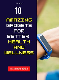 You can find an array of modern gadgets you can use to monitor and check your health. These are quite popular and in demand. From EKG to Glucose and more. #health,#high tech,#cool health Cardio Workout At Home, At Home Workouts, Oral Health, Health And Wellness, Blood Pressure Chart, Cool Gadgets, Amazing Gadgets, Star Wars