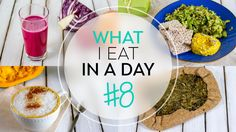 Cosa mangio in 1 giorno #8 | What I eat in a day