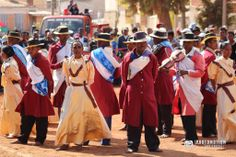 Hira gasy, traditional dance, music and kabary in Madagascar