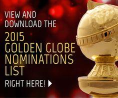 2015 Golden Globe Award Winners | Golden Globes Awards