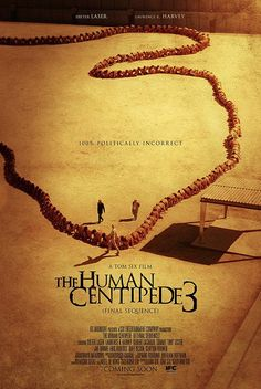 The Human Centipede III 2015 Movie Review