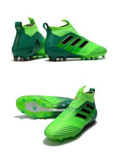 huge discount 99d52 7bcf3 La vert adidas Ace PureControl nouvelle génération est conçue avec une  nouvelle tige.