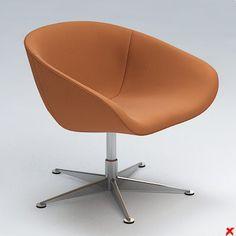 Print Jazz stol › Spisestoler › Fagmøbler
