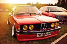 3 Series | Classic BMW | Classic Bimmers | Classic Cars | Car | Car photography | dream car | collectable car | drive | sheer driving pleasure | Schomp BMW