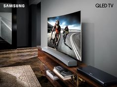 The next innovation in TV brings content on the screen to life #QLEDTV #NextInnovationInTV