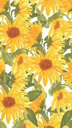 50 Ideas for girassol wallpaper desenho Tumblr Wallpaper, Floral Wallpaper Phone, Spring Desktop Wallpaper, Hippie Wallpaper, Watercolor Wallpaper, Cool Wallpaper, Nature Wallpaper, Hello Wallpaper, Wallpaper Doodle