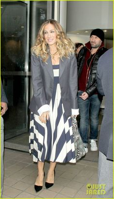 Sarah Jessica Parker #fashion #celebrity #SJP