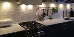 Mozaïek tegels in de keuken