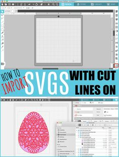 There's a big change to how Silhouette Studio treats imported SVG designs in the latest version of Silhouette Studio Silhouette Cutter, Silhouette Cameo Machine, Silhouette Design, Silhouette Studio, Silhouette Cameo Tutorials, Silhouette Projects, Silhouette America, Diy Vinyl Projects, Silhouette School Blog