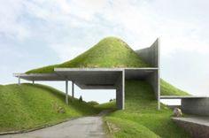 SICK green roof. I'm designing something similar as we speak.