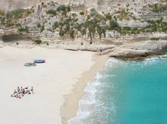 Italy's Most Beautiful Beaches : Condé Nast Traveler
