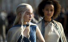 """Khaleesi é a grande esperança dos Sete Reinos em prévia de """"Game of Thrones"""""""