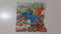 Viajando ( Spanish ) Sesame Street Children's Book