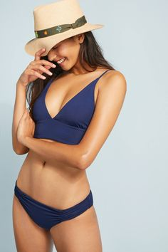 Shop the L Space Olivia Triangle Bikini Top and more Anthropologie at Anthropologie today. Read customer reviews, discover product details and more.