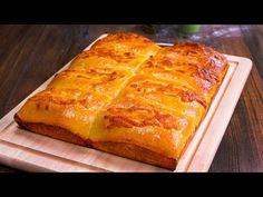 Ricetta senza impasto! Questi sono i nostri panini preferiti| Saporito.TV - YouTube Pan Dulce, Eid, Cake Pops, French Toast, Food And Drink, Pizza, Breakfast, Drinks, Breads