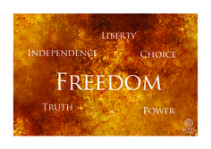 Where do you feel the most free?