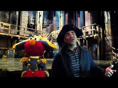 "Digital #Ham4Ham 2/14/16 -- The Story Of Tonight w/Elmo! --- ""Raise a glass?"" ""Raise a glass."" ""Glass of what?"" ""...Apple juice"" ""Delicious! Go ahead."""
