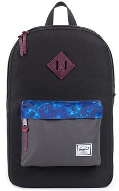 Herschel+Heritage+Mid in Northern Lights Collection $54.99 CAD #tekoopbags